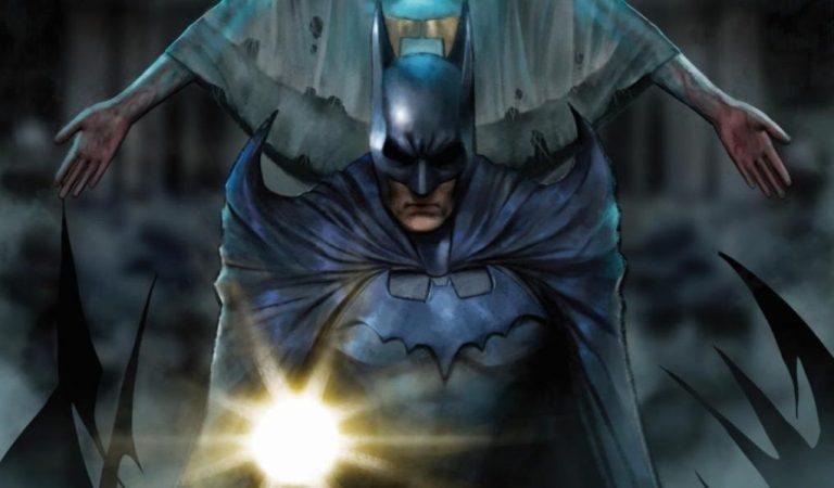 Artistas de todo el mundo se unen para la historia de Batman: The World