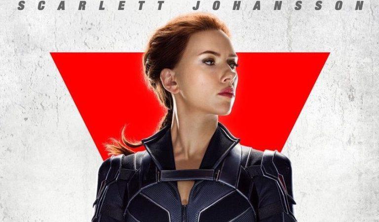Lanzan nuevos pósters de Black Widow