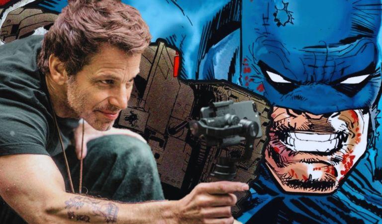 Zack Snyder aun quiere hacer la película de The Dark Knight Returns