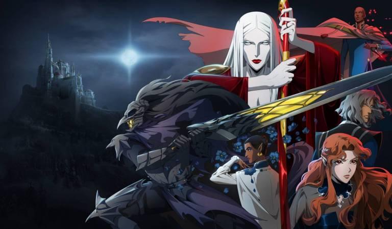 Lanzan nuevo póster de la última temporada de Castlevania