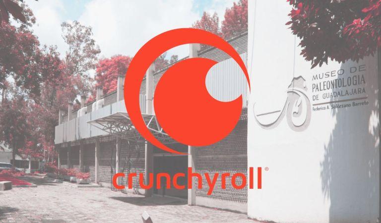 Crunchyroll anuncia colaboración con un Museo de México
