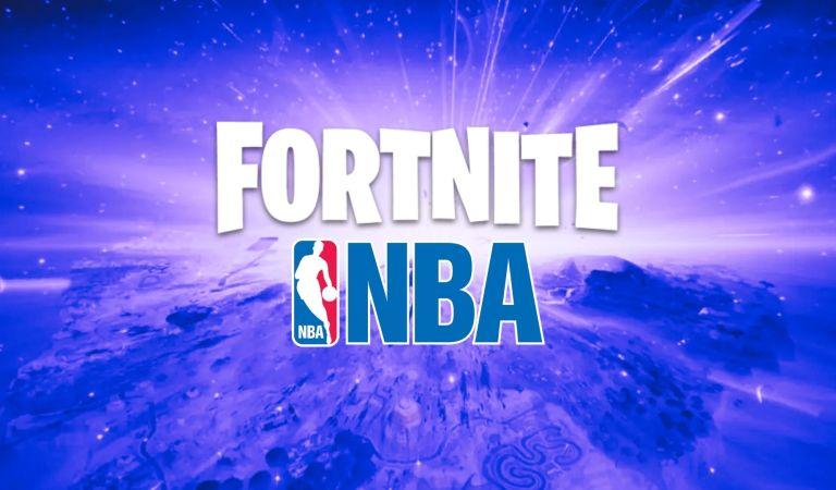 Se filtran los skins de la NBA en Fortnite