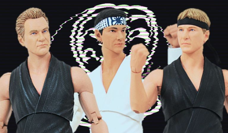 Diamond Select revela sus figuras exclusivas de la SDCC 2021 de 'Cobra Kai'