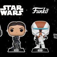 Conoce los nuevos Funko Pop de los videojuegos de Star Wars