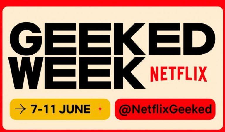 Noticias de The Witcher, The Sandman y más nos esperan en la 'Geeked Week' de Netflix