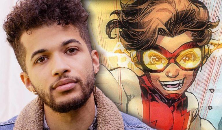 Mira a Jordan Fischer como Impulse en una reciente filtración de 'The Flash'