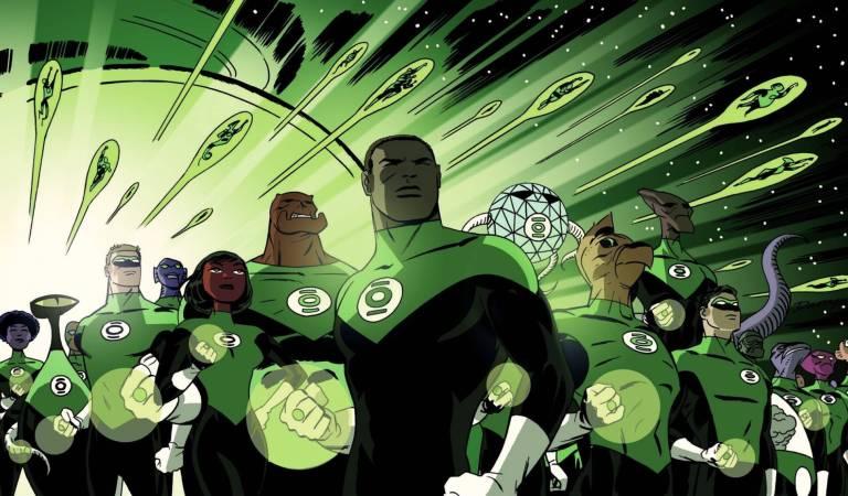 La serie de 'Green Lantern' de HBO Max ya tiene su primer protagonista