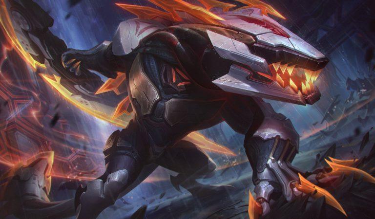 League of Legends presenta siete nuevas skins