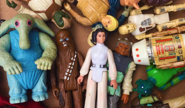 [Editorial] Cinco coleccionables más valorados de Star Wars