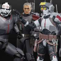 Hasbro presenta las primeras figuras de 'The Bad Batch' por el día de Star Wars
