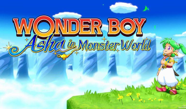 [RESEÑA] Wonder Boy – Asha in the Monster World