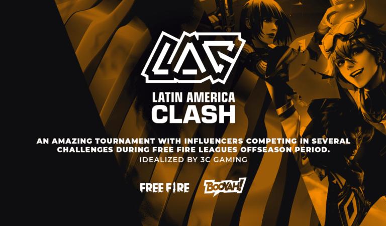 Un nuevo torneo latinoamericano de Free Fire comenzará el próximo lunes