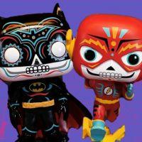 Funko revela la colección del 'Día de Muertos x DC Comics'