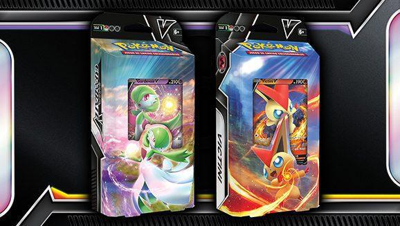 Llegan nuevas barajas a Juegos de Cartas Coleccionables Pokémon