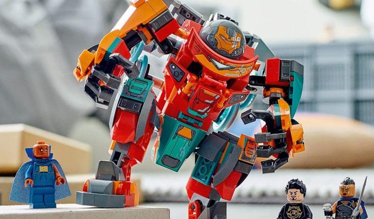 LEGO filtra el aspecto de Tony Stark en la serie de 'What If…?'