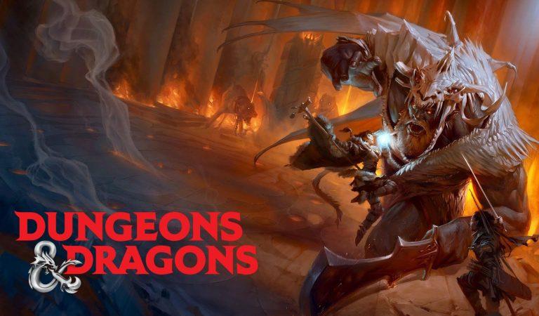 Dungeons & Dragons oficialmente será lanzado en español