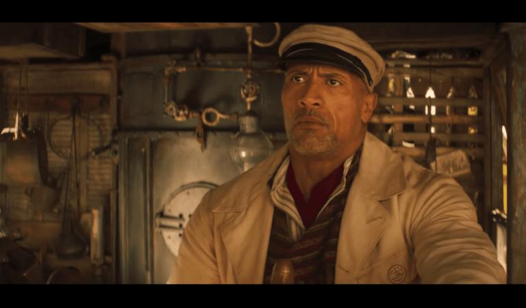 [VIDEO] Nuevo avance de la película Jungle Cruise