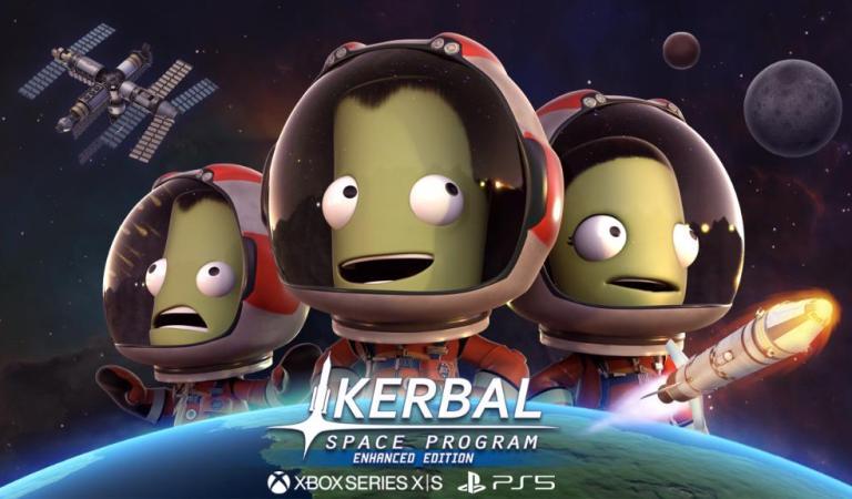 Kerbal Space Program llegará a Xbox Series X S y PS5