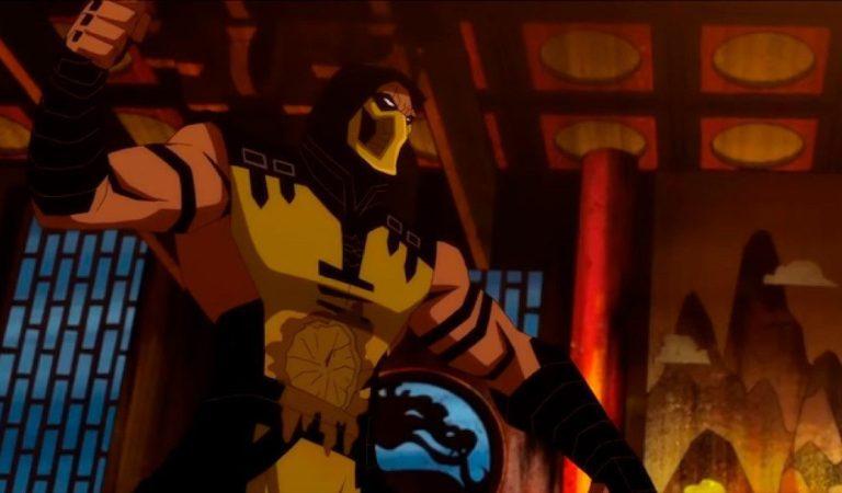 Anuncian secuela de la película animada Mortal Kombat Legends