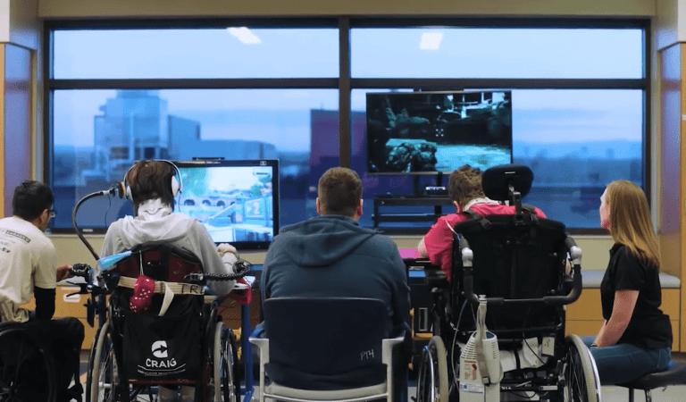 Xbox y APAC se unieron por la inclusión de personas con parálisis cerebral