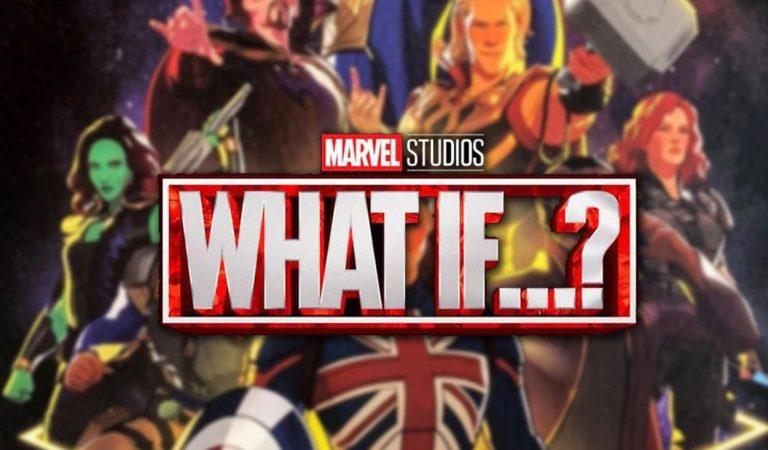 Nuevo poster de 'What If…? ' nos revela a Iron Man y al Capitán América