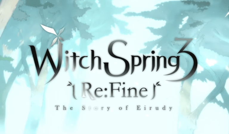[VIDEO] Tráiler de WitchSpring3 Re: Fine – The Story of Eirudy