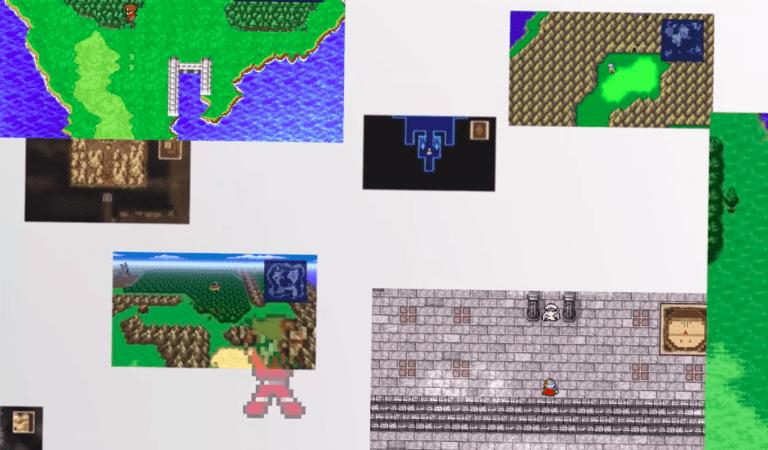 [VIDEO] FINAL FANTASY I, II y III llegarán a Steam