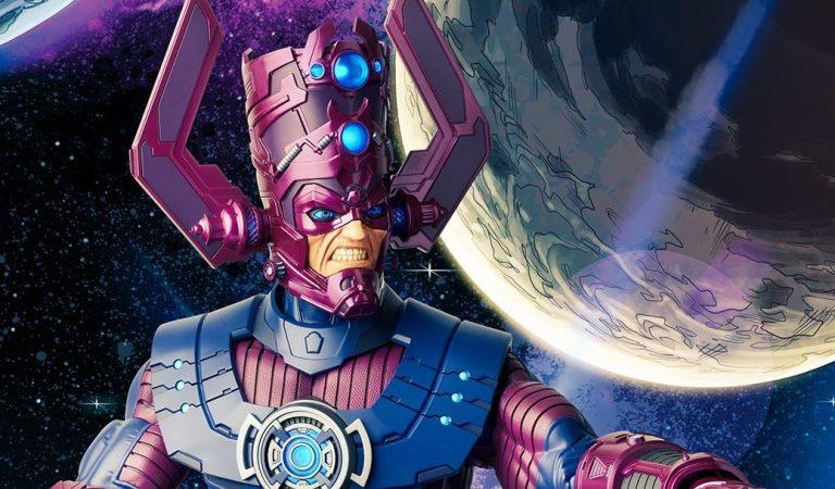 Hasbro presenta una figura Marvel Legends gigante de Galactus