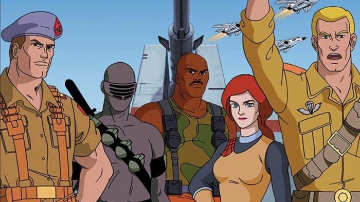 [RUMOR] El próximo año lanzarán una serie animada de  G.I. Joe