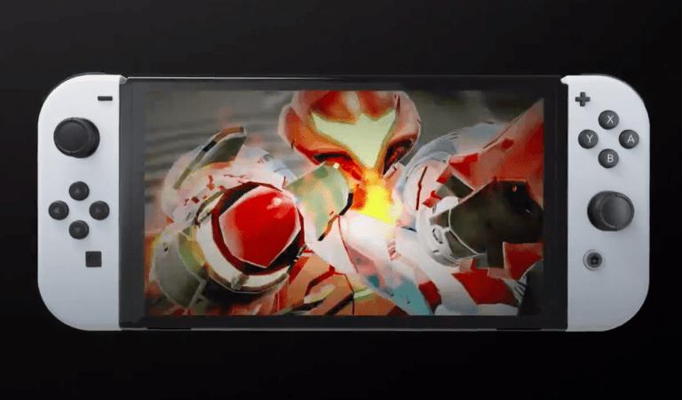 [OFICIAL] Nintendo presenta la nueva Switch «Modelo OLED»