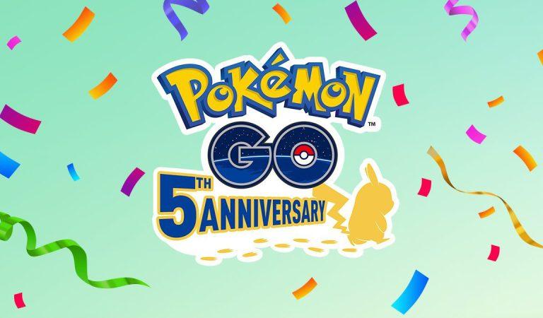 [EDITORIAL] Pokémon Go cumple 5 Años