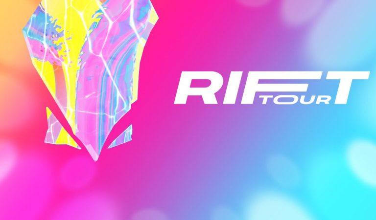 Fortnite presentó la nueva experiencia musical «Rift Tour»