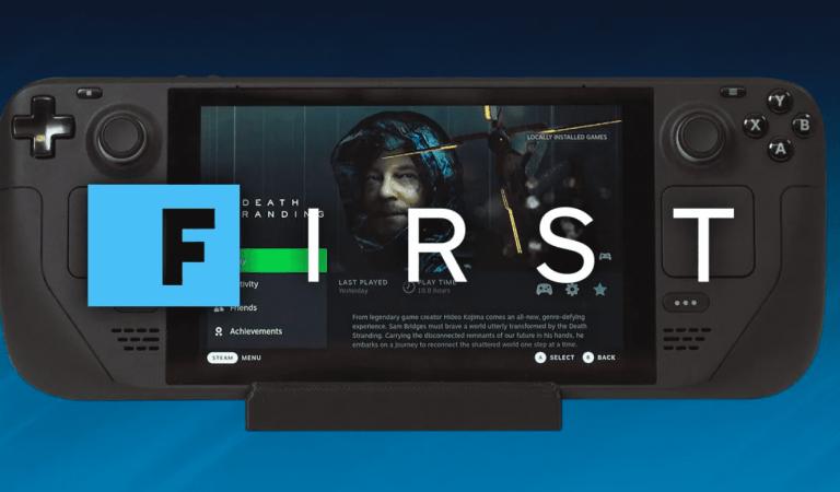Valve anunció una «PC pórtatil» para jugar toda la biblioteca de Steam