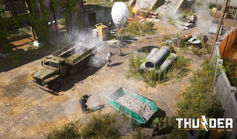 [VIDEO] Thunder Tier One tiene un gameplay preview disponible