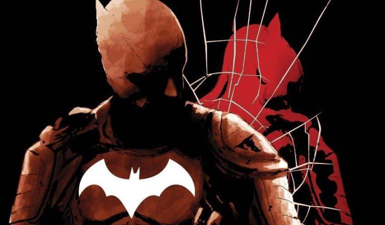 DC anunció una nueva mini serie de Batman