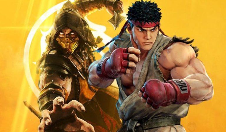 Ed Boon habló sobre un crossover de Mortal Kombat y Street Fighter