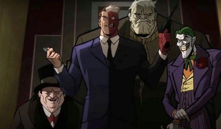 [CINE] Batman – El Largo Halloween (Parte 2)
