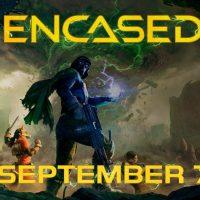Revelan la fecha de estreno de Encased