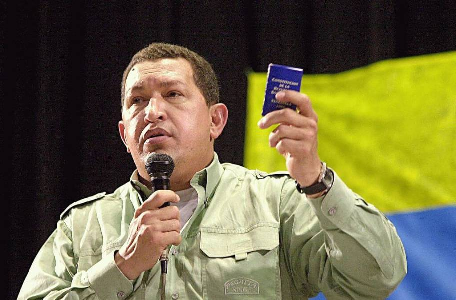 Chavez's Socialism Has Been a Disaster