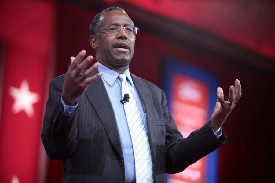 The Media Attacks Ben Carson Because He is a Respected Black Man Who Disagrees With The Left