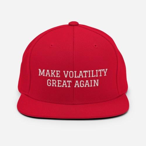 Increase volatility again