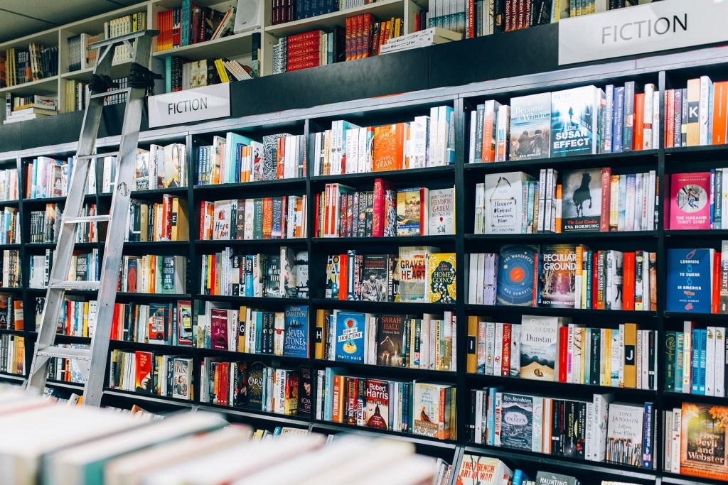 Tilly Lloyd is the backbone of Wellington's beloved bookshop - Unity Books.