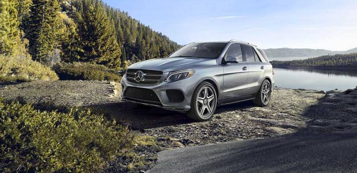 2018 MB SUV Lease