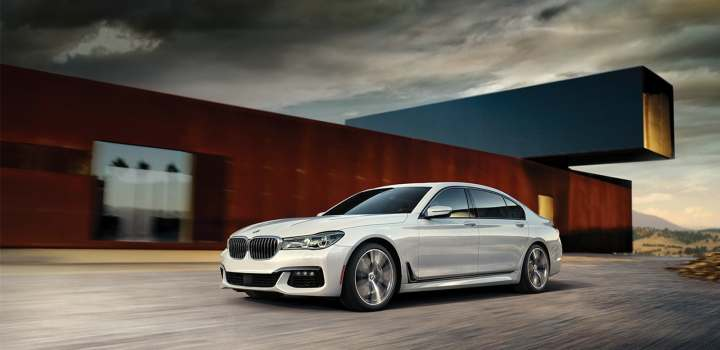 2019 BMW 7 Series Lease