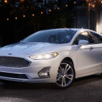 2019 Ford Fusion lease