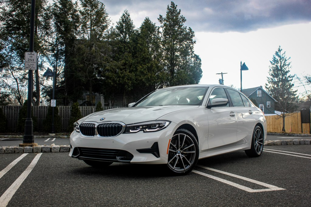 2019 BMW 3 Series Lease