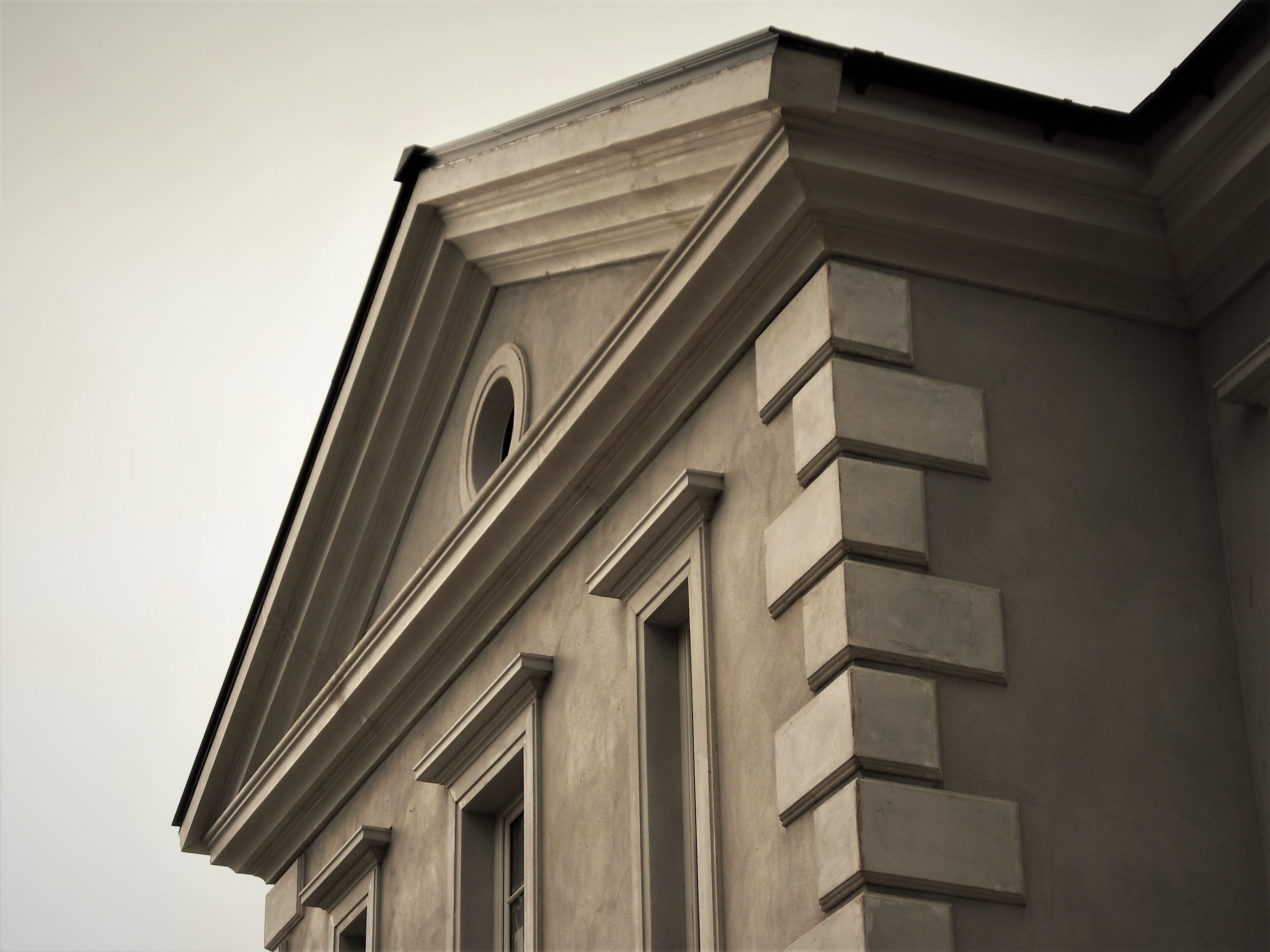 Exteriors Capital Plaster Mouldings