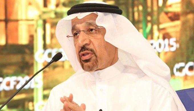 خالد الفالح وزير الاستثمار السعودي