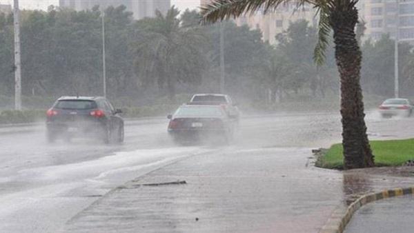 حالة الطقس اليوم الجمعة: أمطار غزيرة على السواحل الشمالية ومتوسطة على القاهرة
