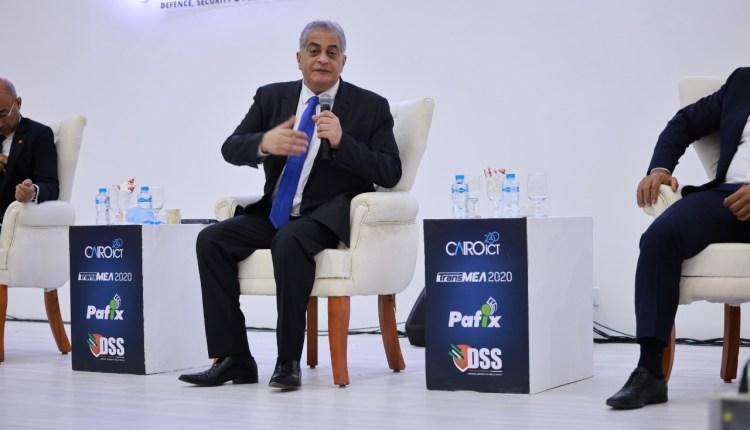 معرض القاهرة الدولى للتكنولوجيا كايرو اي سي تي